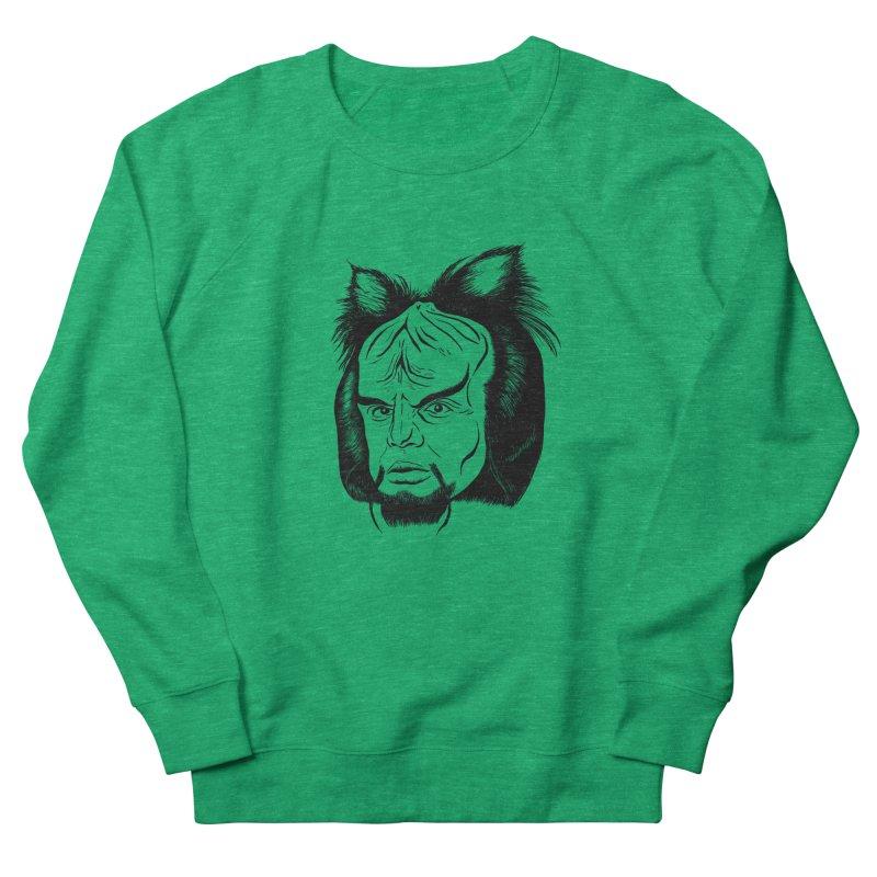 Woorf Men's French Terry Sweatshirt by dZus's Artist Shop