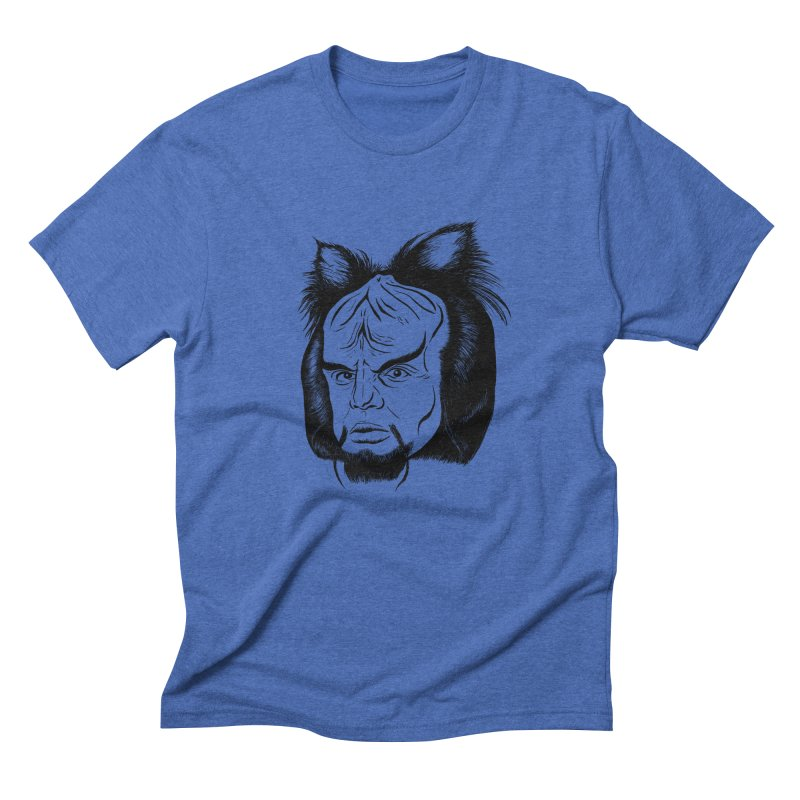 Woorf Men's Triblend T-Shirt by dZus's Artist Shop