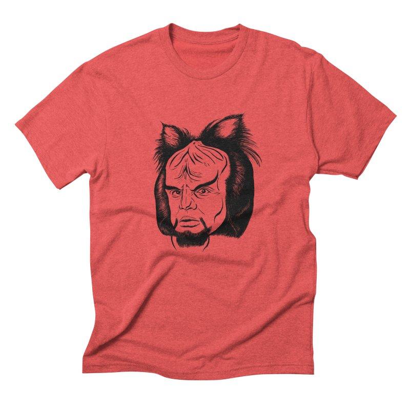 Woorf Men's Triblend T-Shirt by dZus's Artist Shop