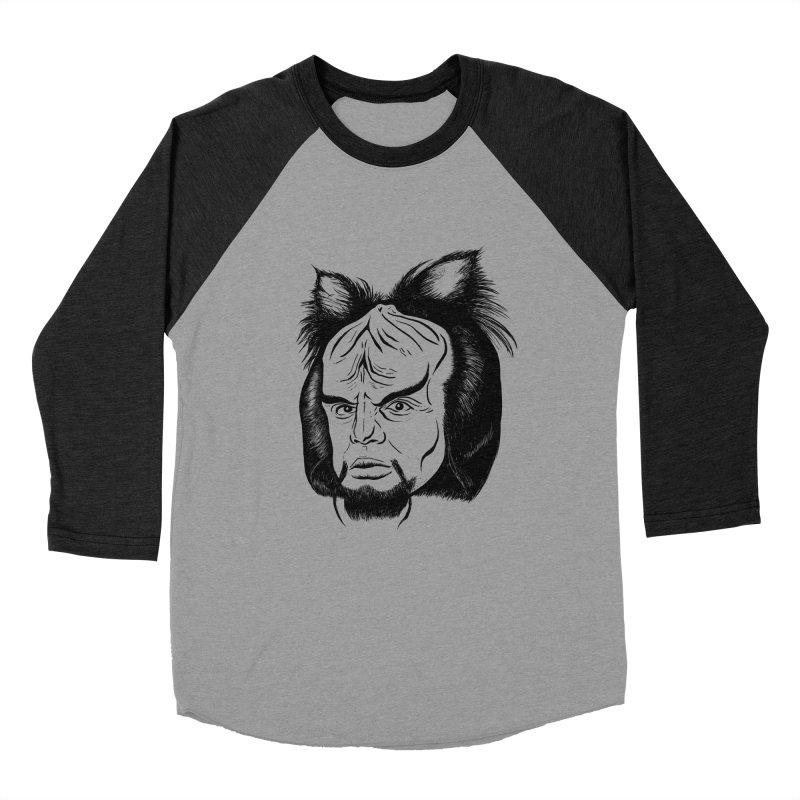 Woorf Women's Baseball Triblend T-Shirt by dZus's Artist Shop