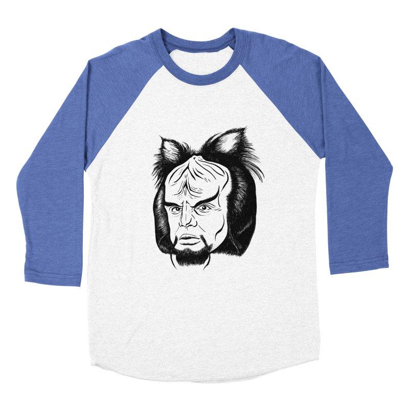 Woorf Men's Baseball Triblend Longsleeve T-Shirt by dZus's Artist Shop