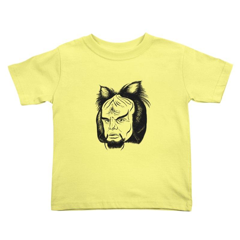 Woorf Kids Toddler T-Shirt by dZus's Artist Shop