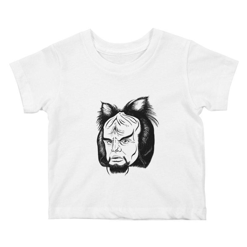 Woorf Kids Baby T-Shirt by dZus's Artist Shop