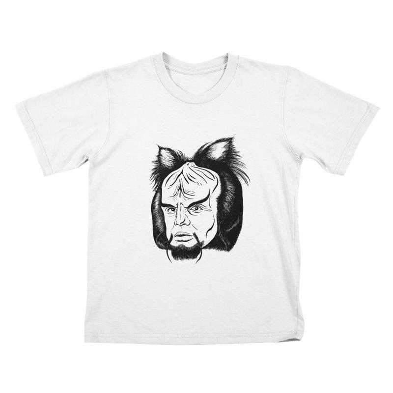 Woorf Kids T-Shirt by dZus's Artist Shop