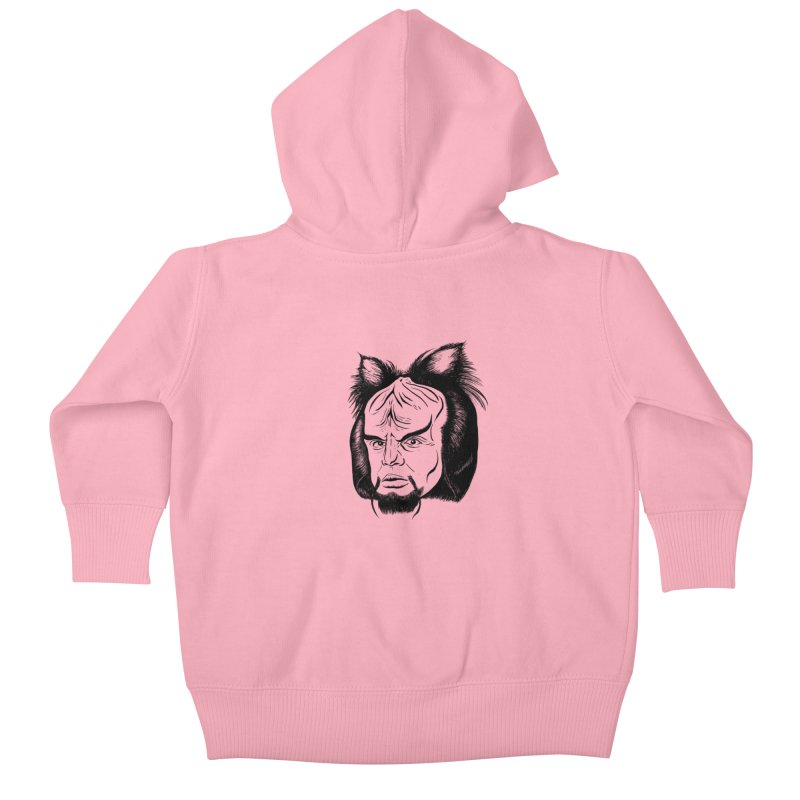 Woorf Kids Baby Zip-Up Hoody by dZus's Artist Shop