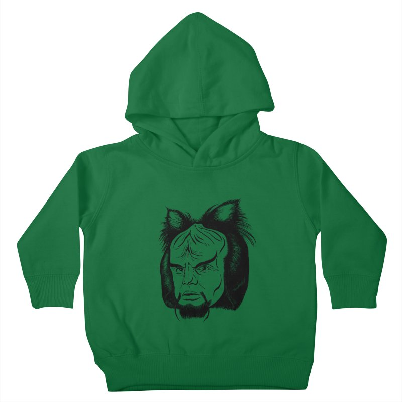 Woorf Kids Toddler Pullover Hoody by dZus's Artist Shop