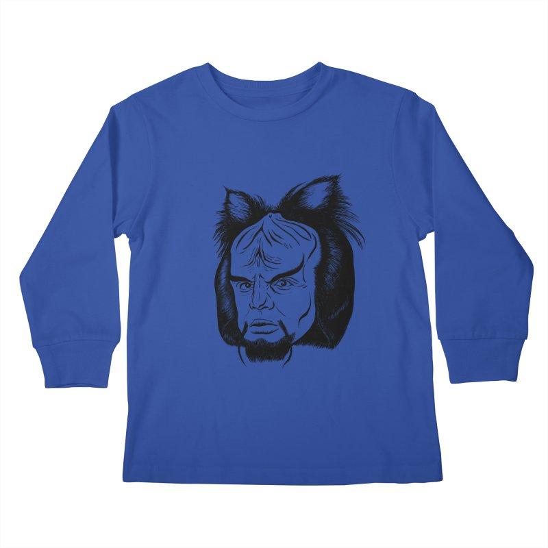 Woorf Kids Longsleeve T-Shirt by dZus's Artist Shop