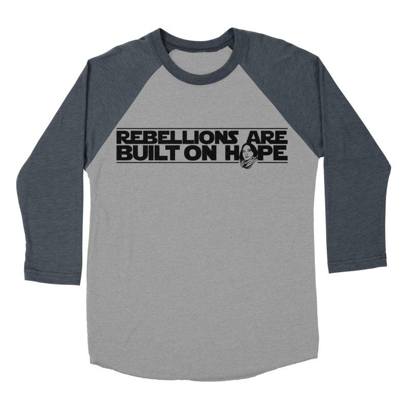 Stardust Men's Baseball Triblend Longsleeve T-Shirt by dZus's Artist Shop