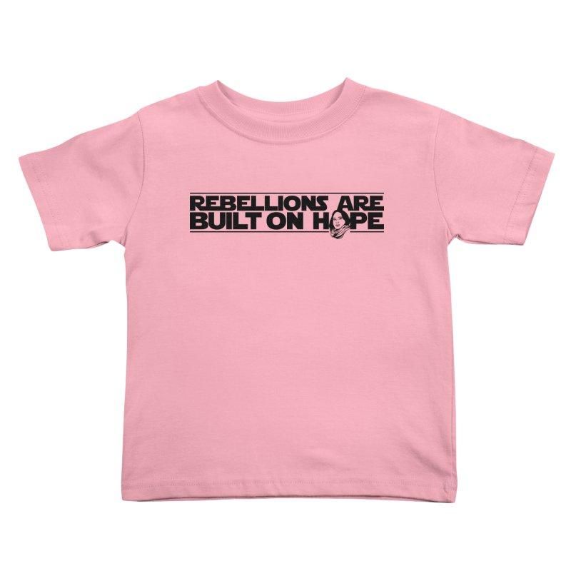 Stardust Kids Toddler T-Shirt by dZus's Artist Shop
