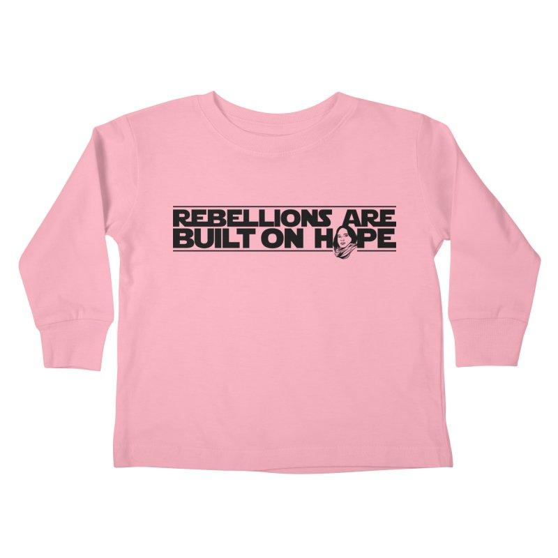 Stardust Kids Toddler Longsleeve T-Shirt by dZus's Artist Shop
