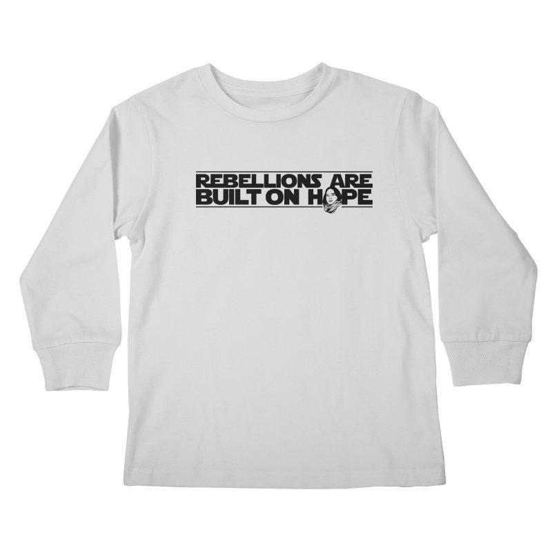 Stardust Kids Longsleeve T-Shirt by dZus's Artist Shop