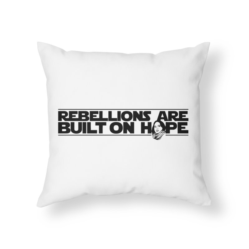 Stardust Home Throw Pillow by dZus's Artist Shop