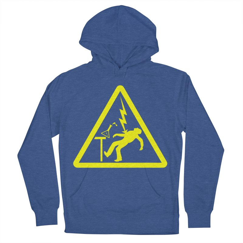 Barry Men's French Terry Pullover Hoody by dZus's Artist Shop