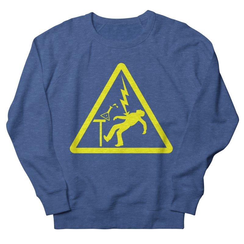 Barry Men's French Terry Sweatshirt by dZus's Artist Shop