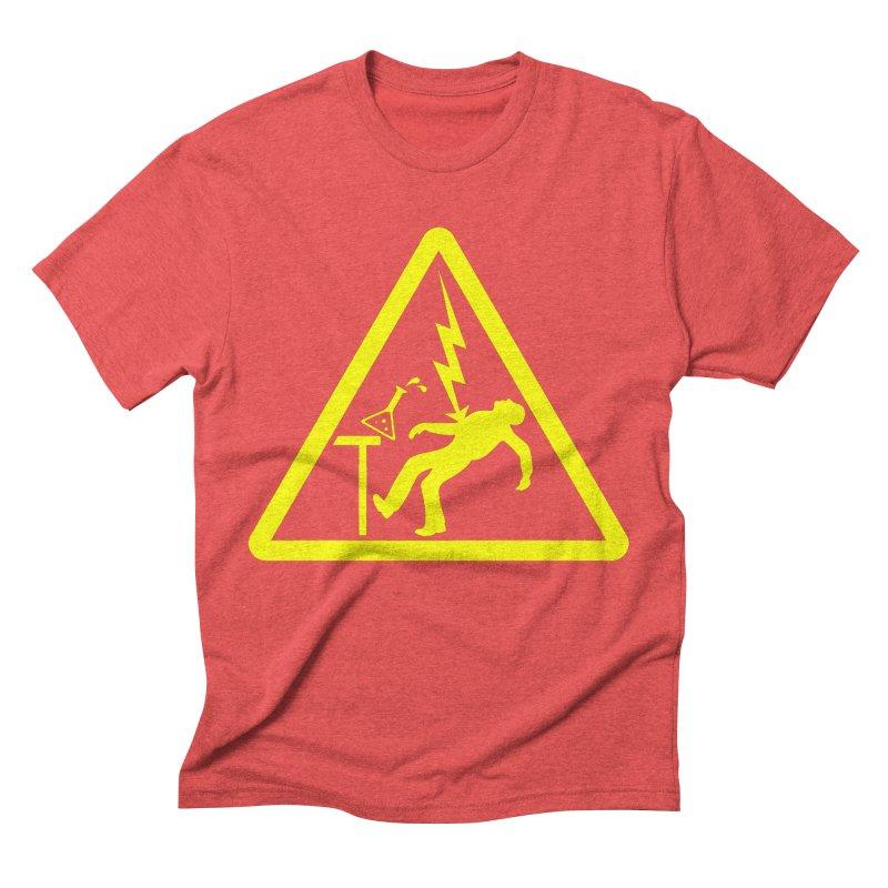 Barry Men's Triblend T-Shirt by dZus's Artist Shop