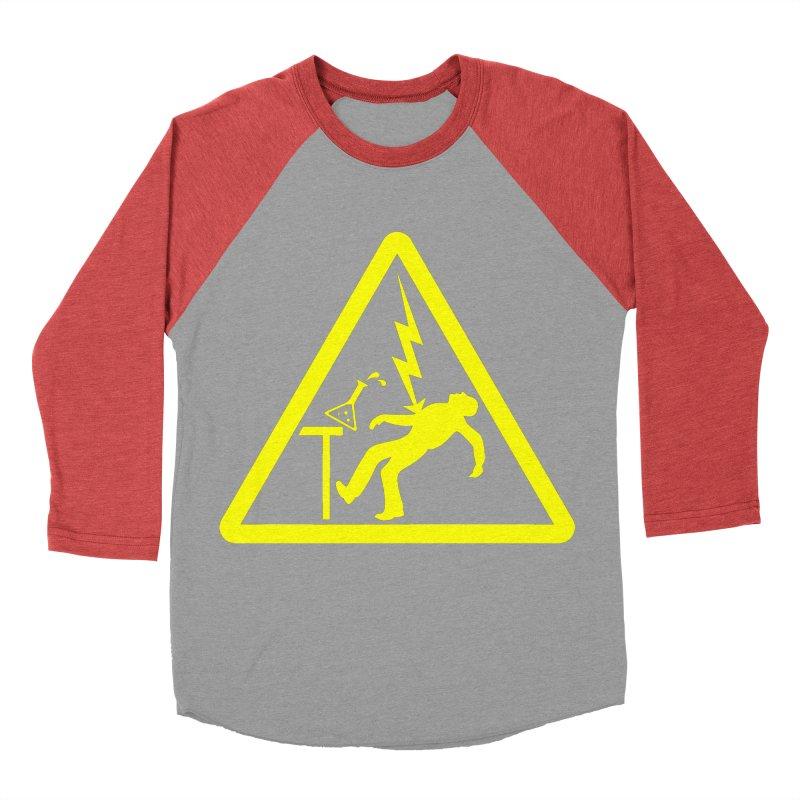 Barry Women's Baseball Triblend Longsleeve T-Shirt by dZus's Artist Shop