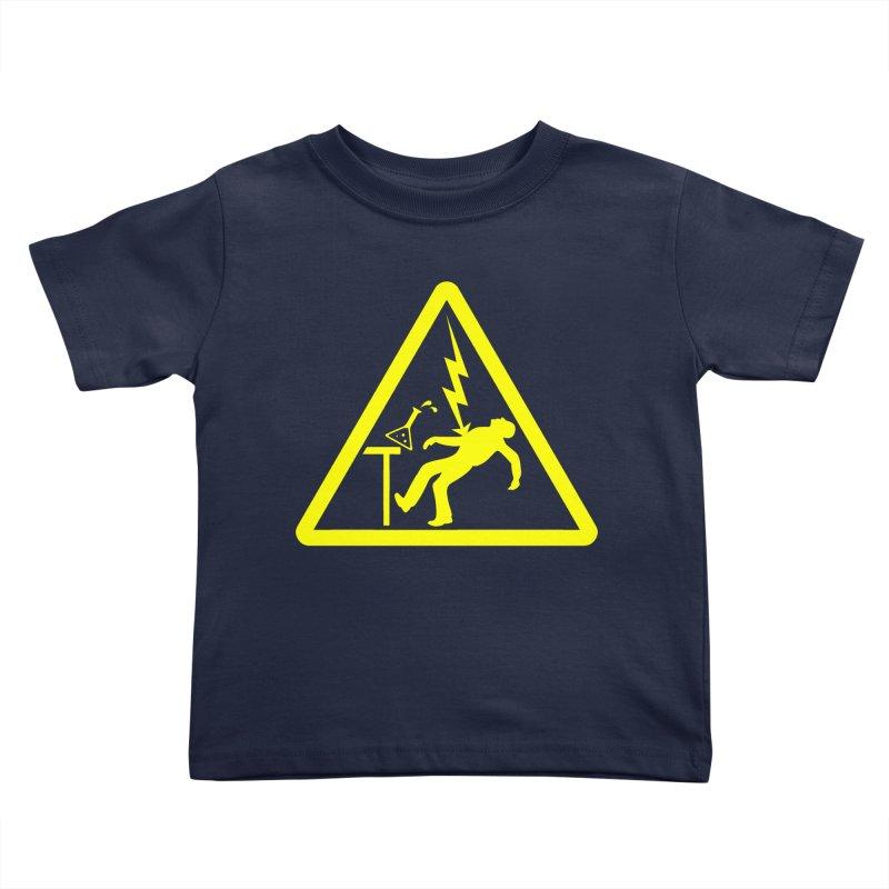 Barry Kids Toddler T-Shirt by dZus's Artist Shop