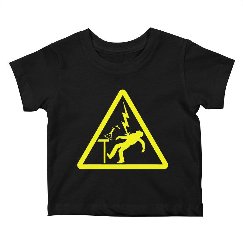 Barry Kids Baby T-Shirt by dZus's Artist Shop