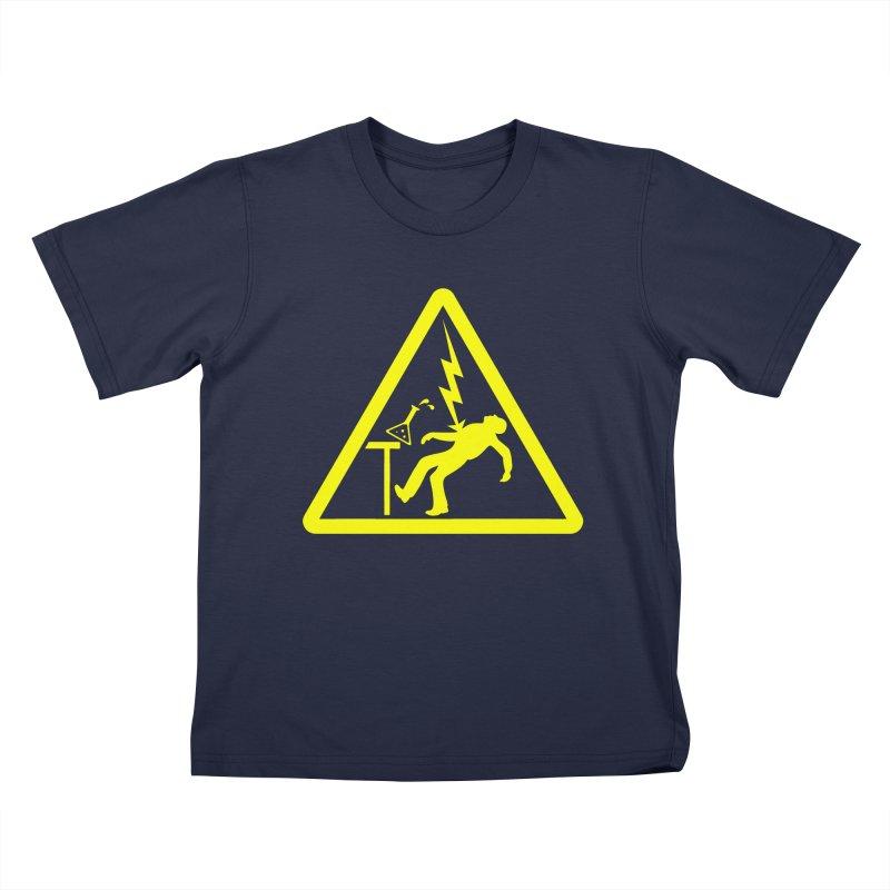 Barry Kids T-Shirt by dZus's Artist Shop