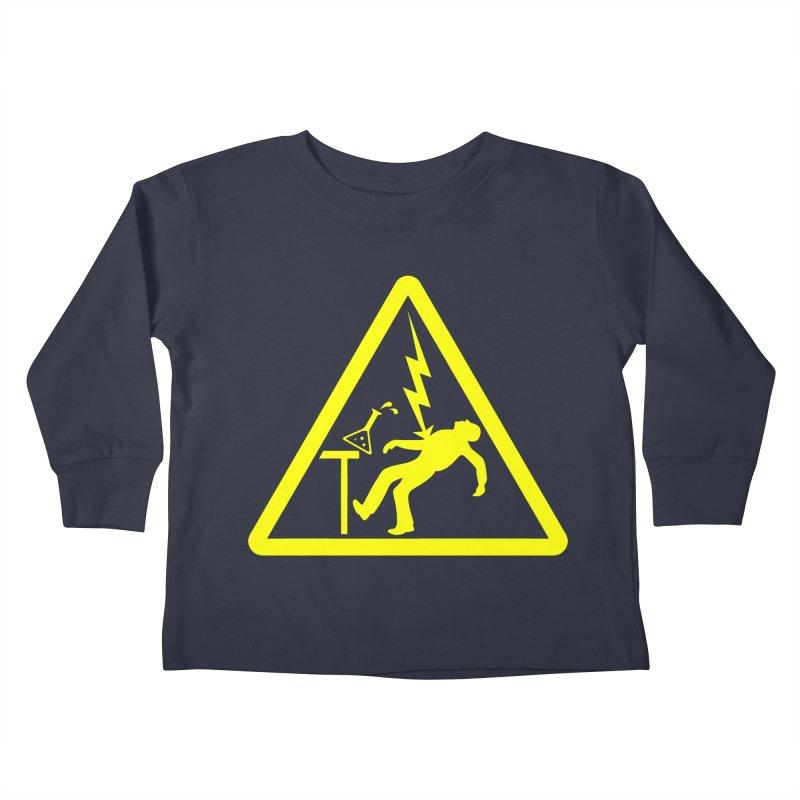 Barry Kids Toddler Longsleeve T-Shirt by dZus's Artist Shop