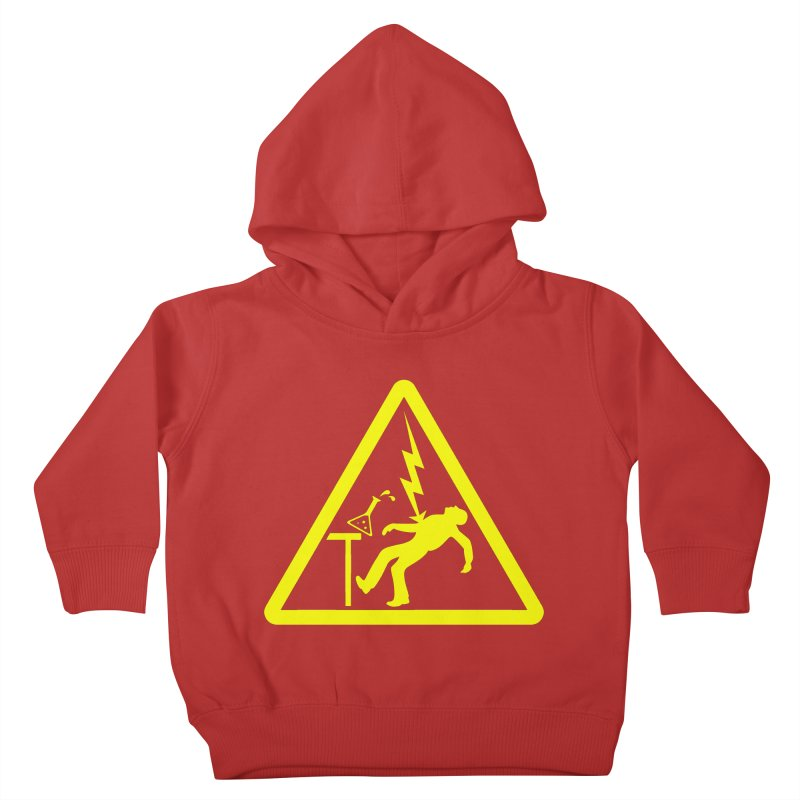 Barry Kids Toddler Pullover Hoody by dZus's Artist Shop