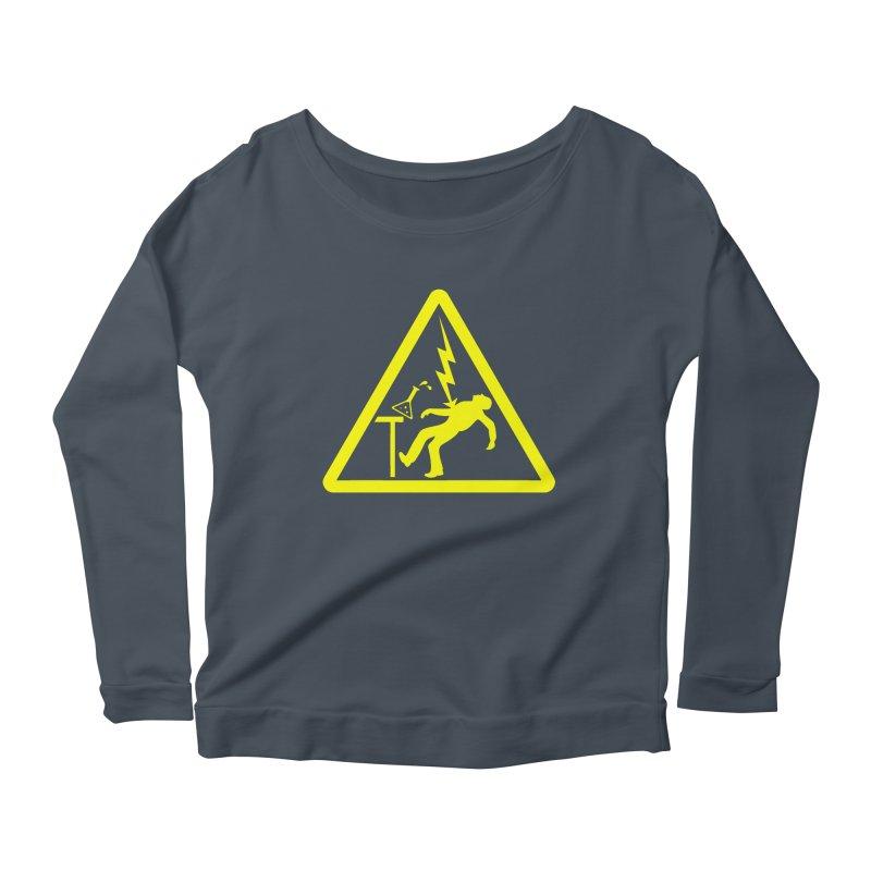 Barry Women's Scoop Neck Longsleeve T-Shirt by dZus's Artist Shop