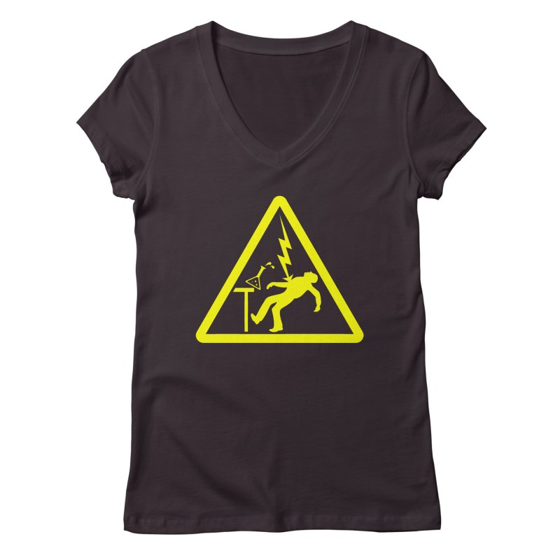 Barry Women's Regular V-Neck by dZus's Artist Shop