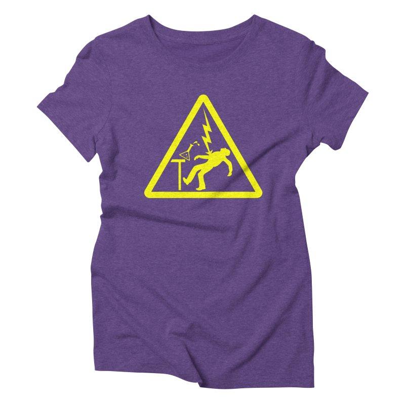 Barry Women's Triblend T-Shirt by dZus's Artist Shop