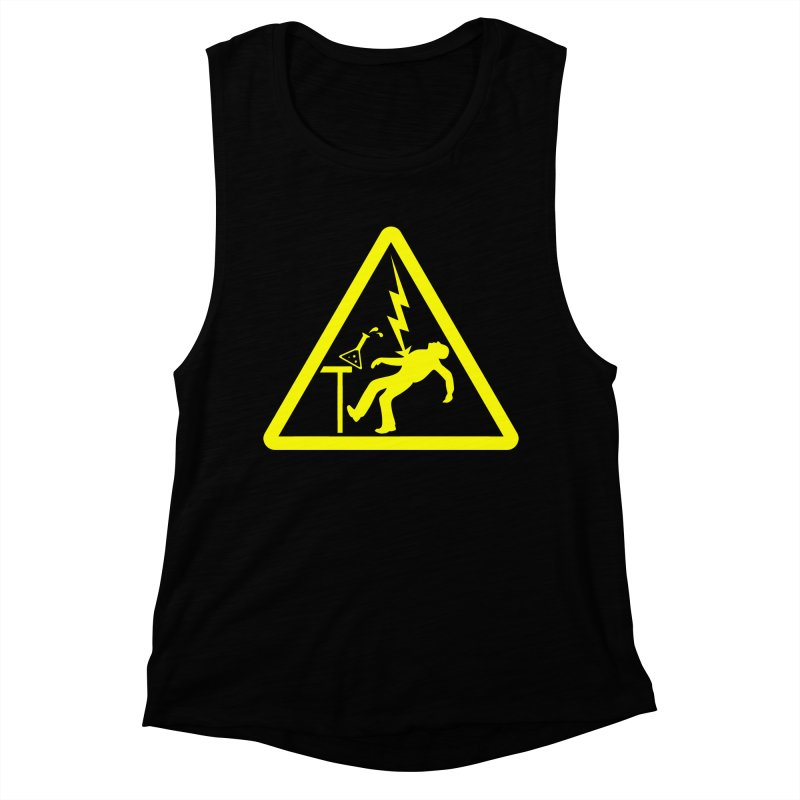 Barry Women's Muscle Tank by dZus's Artist Shop