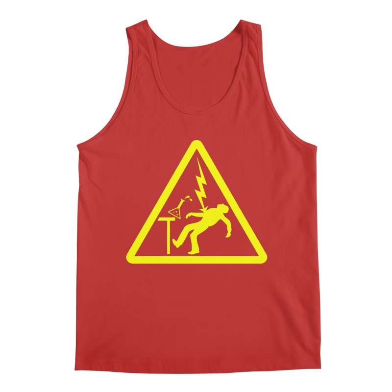 Barry Men's Regular Tank by dZus's Artist Shop
