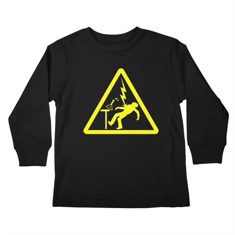 Barry Kids Longsleeve T-Shirt by dZus's Artist Shop