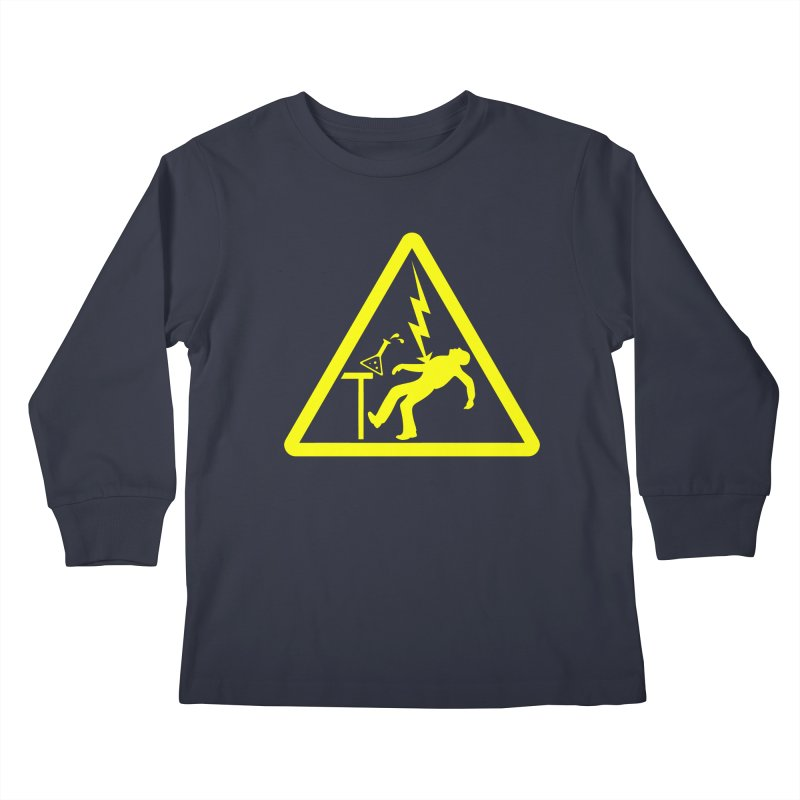 Barry Kids Longsleeve T-Shirt by dZus's Artist Shop