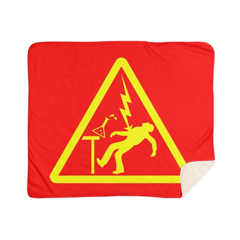 Barry Home Sherpa Blanket Blanket by dZus's Artist Shop