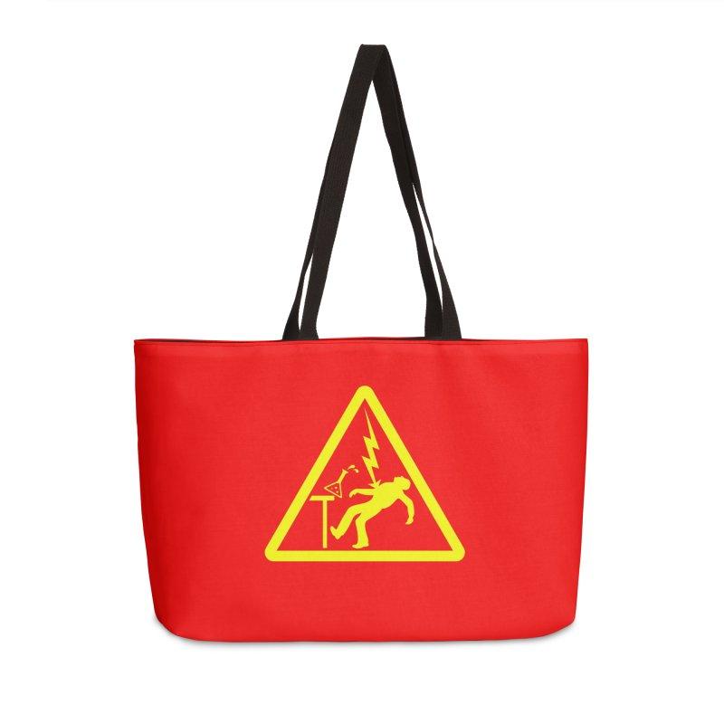 Barry Accessories Weekender Bag Bag by dZus's Artist Shop