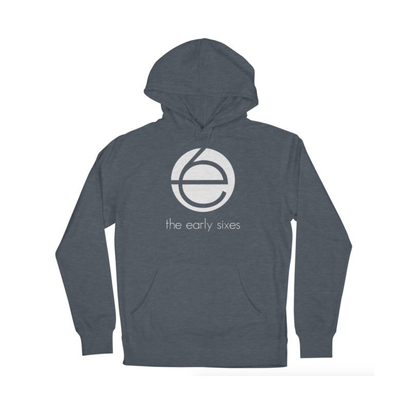 e6 Emblem Pullover Hoodies by The Early Sixes - Merch