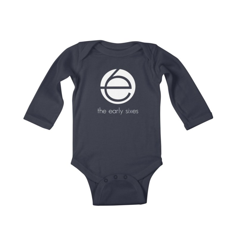 e6 Emblem Kids and Baby Apparel by The Early Sixes - Merch