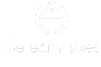 The Early Sixes - Merch Logo