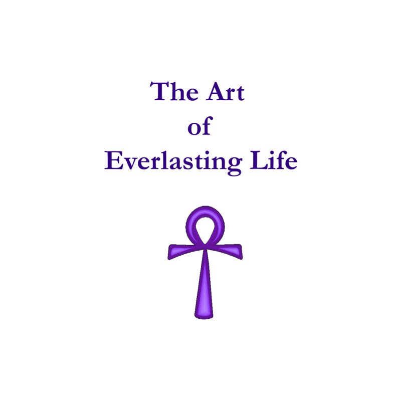 The Art of Everlasting Life Men's T-Shirt by earthchakras Artist Shop