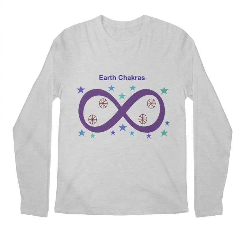 Earth Chakras Men's Regular Longsleeve T-Shirt by earthchakras Artist Shop