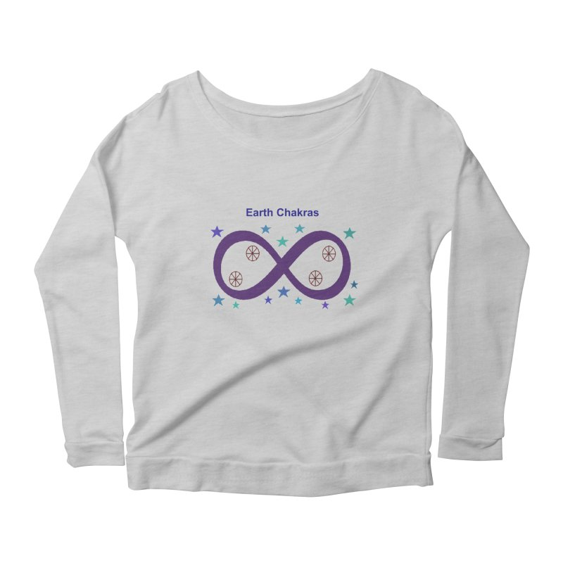 Earth Chakras Women's Longsleeve T-Shirt by earthchakras Artist Shop