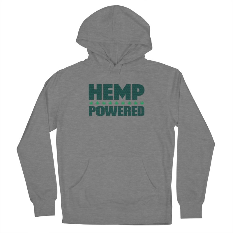 Hemp Powered Women's Pullover Hoody by earthfiredragon
