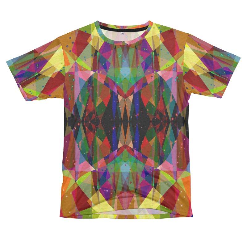 Fancy Room in Men's French Terry T-Shirt Cut & Sew by earthfiredragon