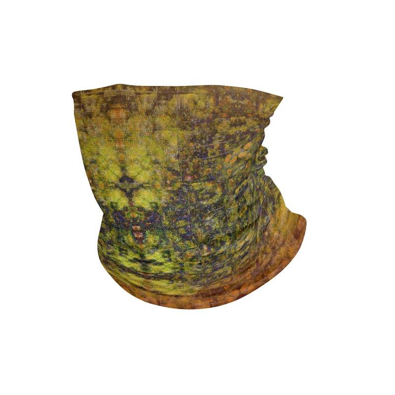 Pareidolia Chamber Accessories Neck Gaiter by earthfiredragon