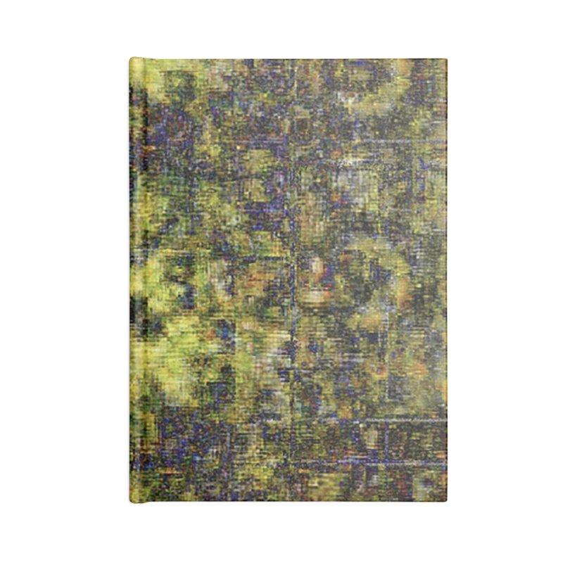 Pareidolia Chamber Accessories Notebook by earthfiredragon
