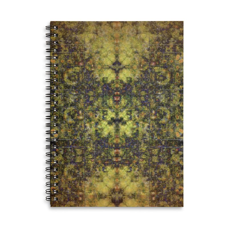 Pareidolia Chamber Accessories Notebook by earthfiredragon