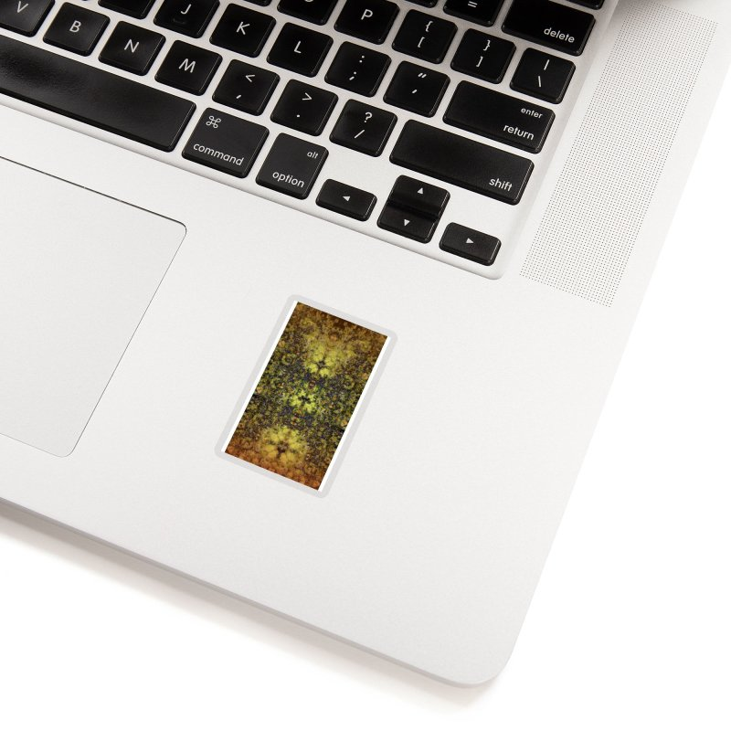 Pareidolia Chamber Accessories Sticker by earthfiredragon