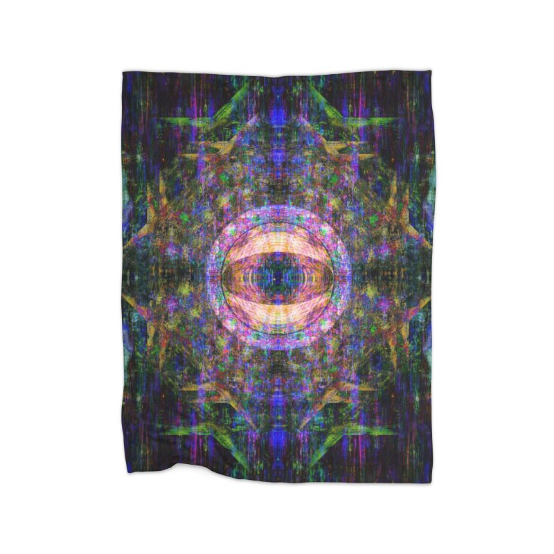 See Through Home Blanket by earthfiredragon