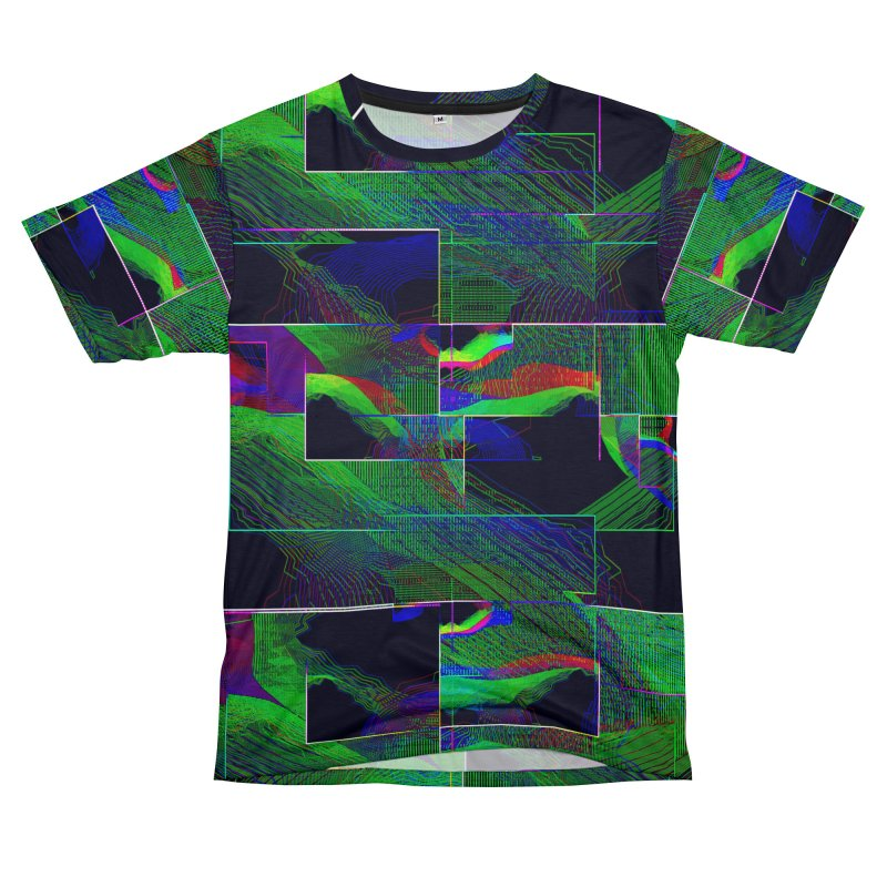 Alien Terrain Men's Cut & Sew by earthfiredragon