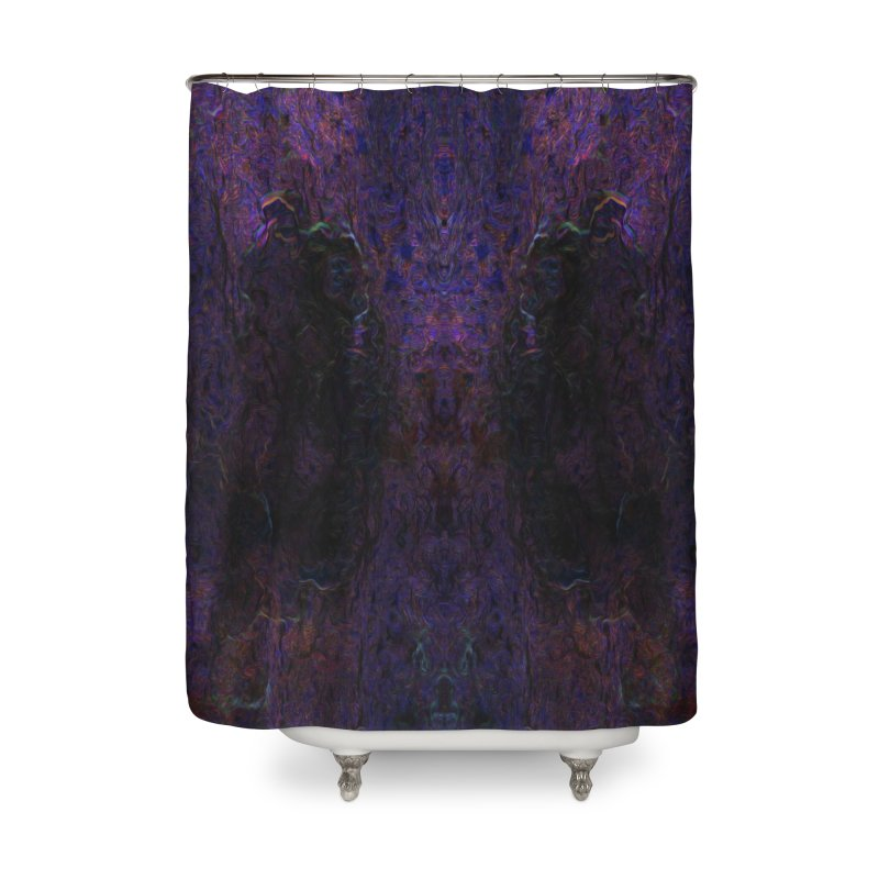My Shadow Home Shower Curtain by earthfiredragon