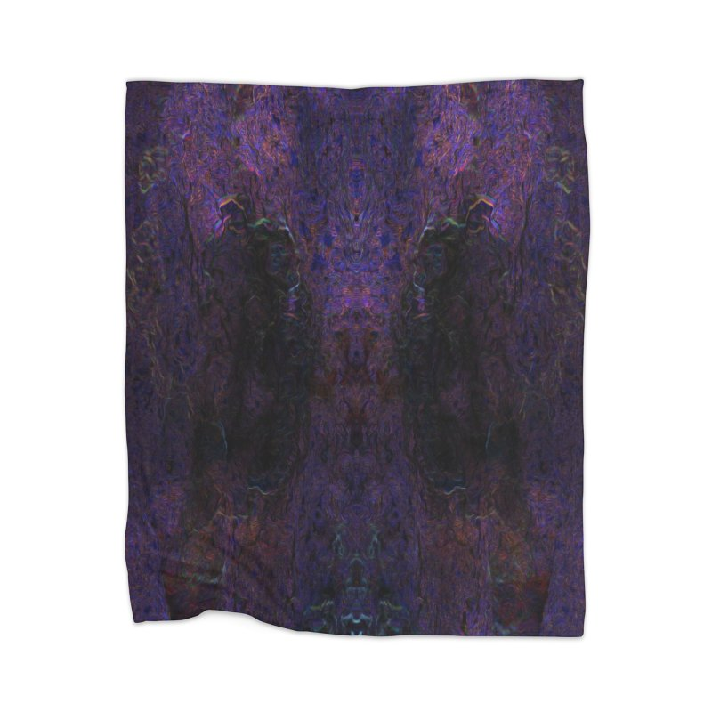 My Shadow Home Blanket by earthfiredragon